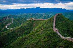 Великая Китайская стена пострадала от реставраторов