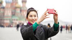 Китайские туристы - главные любители Москвы
