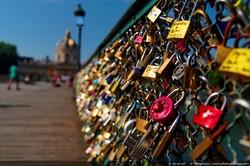Туристов в Венеции будут штрафовать за «замочки любви»