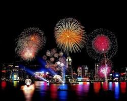 В Сеуле пройдет фестиваль фейерверков
