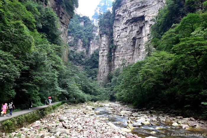 Где оно наипрекраснейшее место в мире? Чжанцзяцзе (Улинъюань). Часть 1
