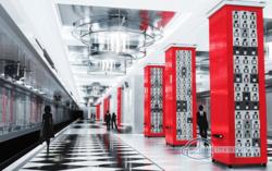 Новая станция метро в Москве станет библиотекой
