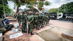 В Таиланде усилены меры безопасности после сообщений об угрозе теракта