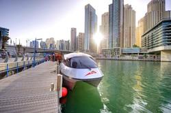 Дубайский водный канал откроют в ноябре