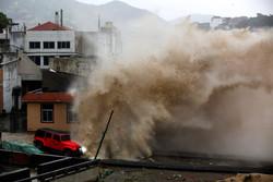 Ростуризм рекомендует туристам из РФ быть осторожными в Китае в связи с тайфунами
