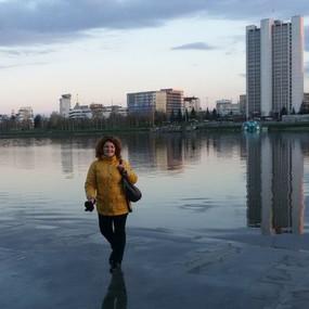 Татьяна Стряхнина
