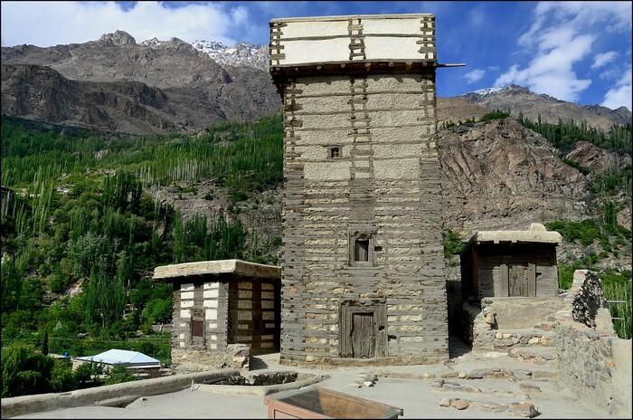 Форт Алтит и деревня долгожителей