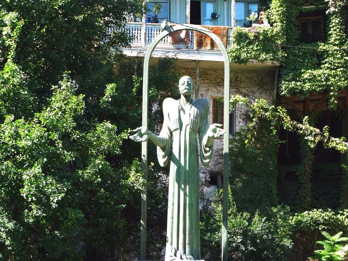 Прогулки по Тбилиси Ч.2