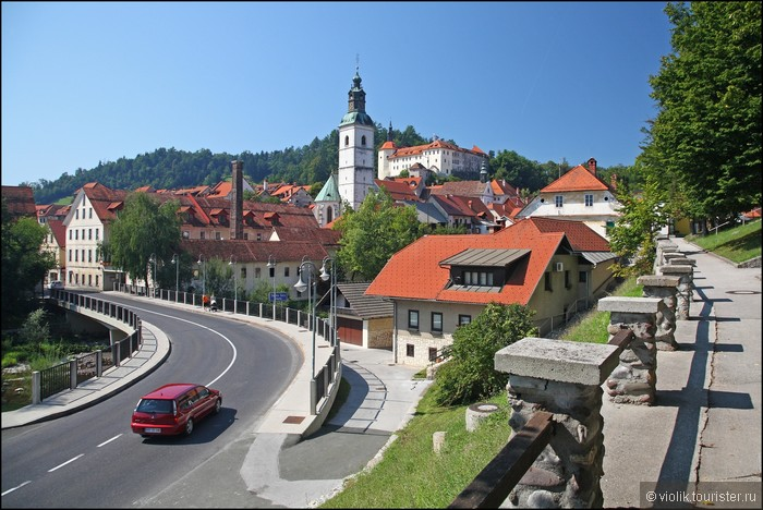 Словения. Замки и не только... Часть седьмая. Шкофья-Лока