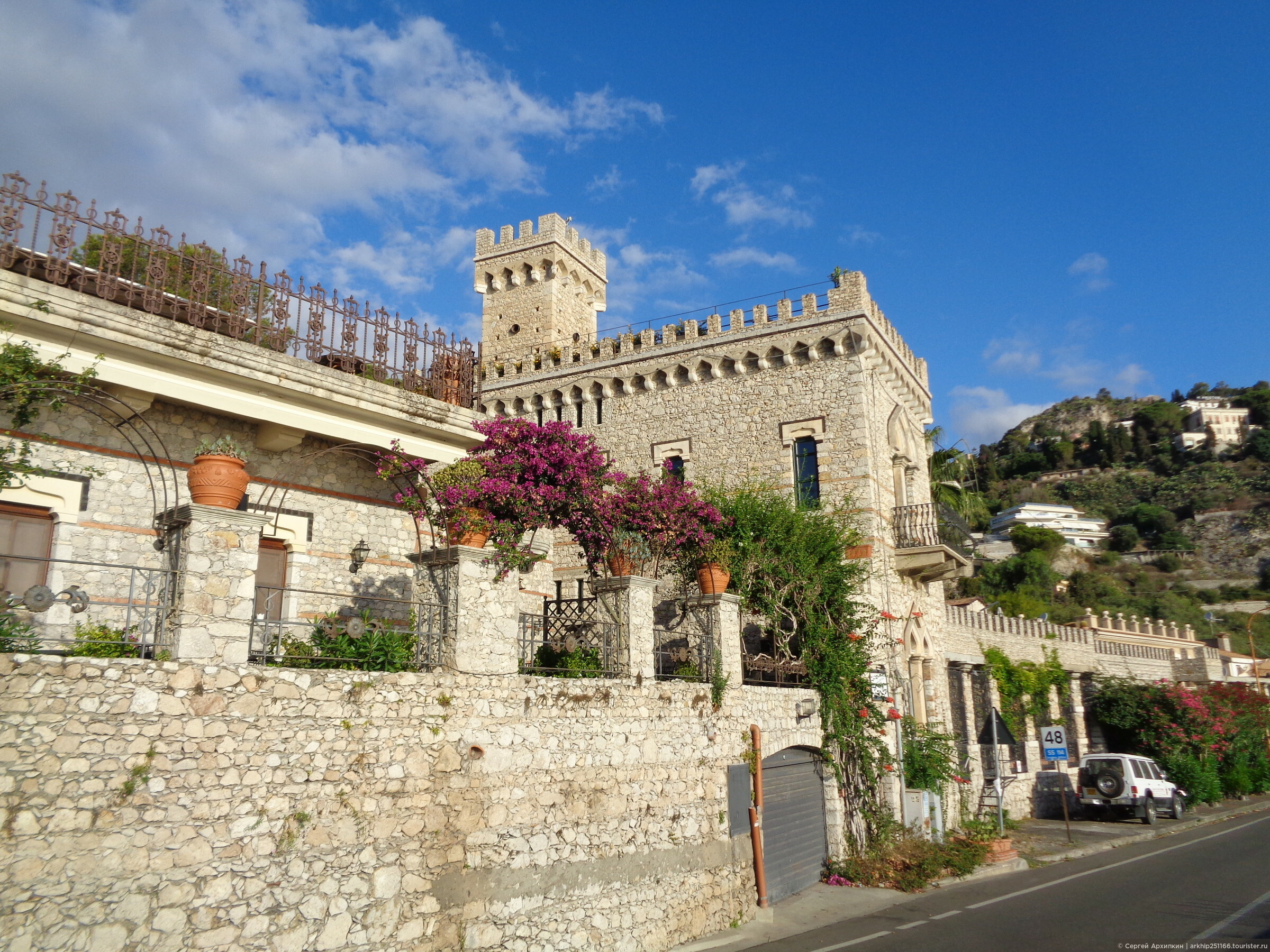 Foto mare sicilia taormina 5