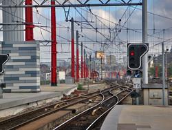Железнодорожное сообщение в Бельгии наконец восстановлено
