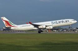 Авиалинии Шри-Ланки планируют в сентябре начать полеты в Москву