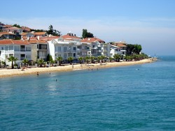Пляжи Стамбула