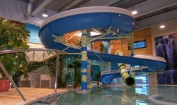В ОАЭ откроется ледовый аквапарк