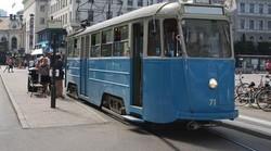 Пивной трамвай приглашает прокатиться по Хельсинки