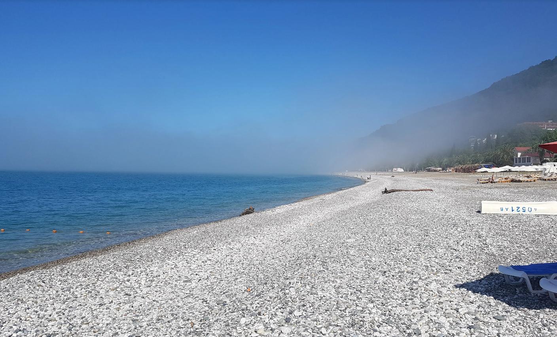 Пляжи Гагры 2018. Обзор лучших пляжей Гагры с фото и видео на
