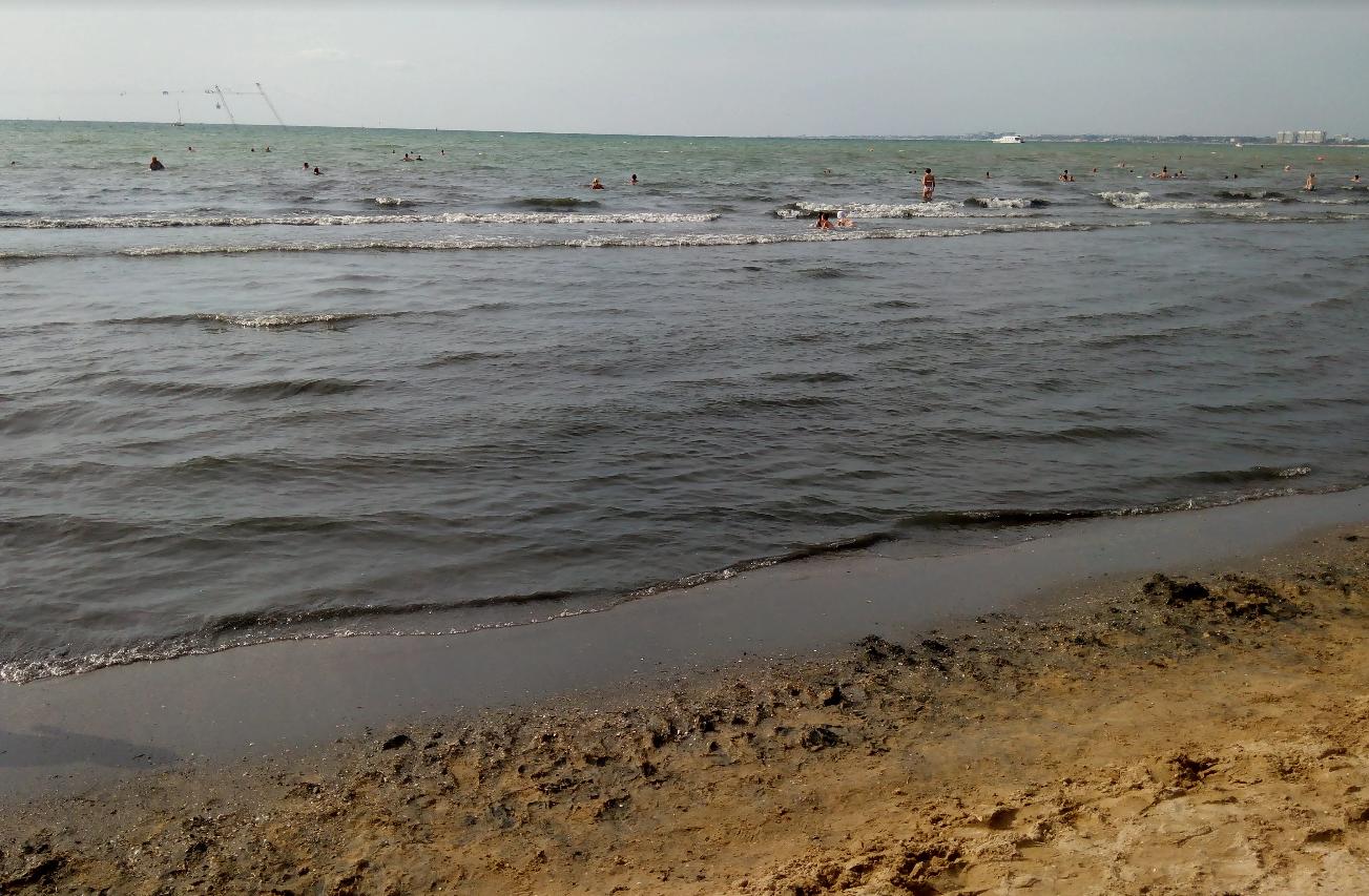 Лечебный пляж в анапе отзывы 2018 фото