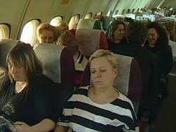 Авиапассажирам предложат альтернативу спиртному и сигаретам