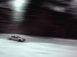 Финны ловят российских автомобилистов-нарушителей