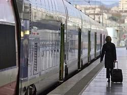 В работе железнодорожного сообщения Европы значительные перебои