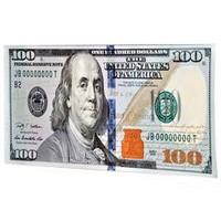 Америка представила новую 100-долларовую купюру