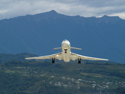 Все внутренние рейсы Сочи переведены в новый терминал