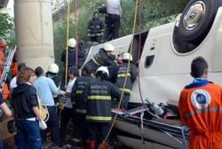 Автобус Алания - Памуккале вопреки правилам ехал без второго водителя