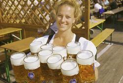 В этом году Октоберфест поднимет цены на пиво