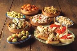 Мадрид предлагает поужинать за половину стоимости