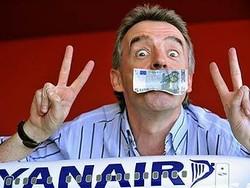 Ryanair жертвует туалетами ради дополнительных мест в самолете