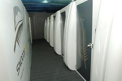 В аэропорту Дубая появились кабинки для сна