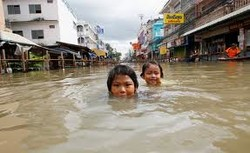Правительство Таиланда: затопление Бангкока неизбежно