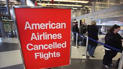 American Airlines заявила о банкротстве