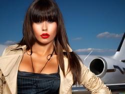Теперь в самолете можно выбрать красивую и распутную соседку