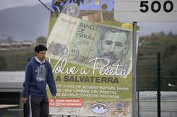 В Испании вновь можно расплатиться песетами вместо евро