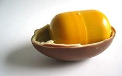 Едете в США? Оставьте шоколадные яйца дома!