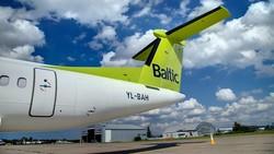 У AirBaltic скидки на полеты в Рим и Париж