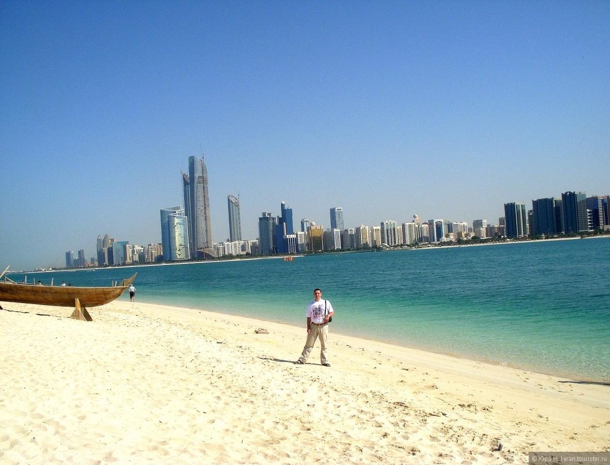 Пляжи в Арабских Эмиратах / / Страны