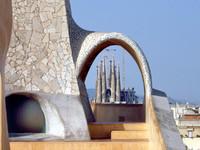Барселона транзитом.