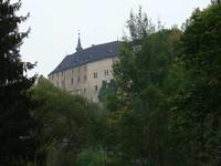Замок Чешский Штернберк (Чехия)