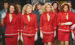 Британия  выбрала авиакомпании с самым привлекательным персоналом