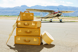 Virgin Atlantic возила один и тот же багаж через Атлантику три раза