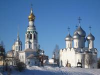 Вологда-март 2011