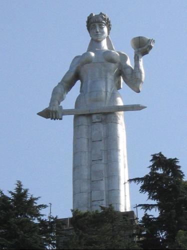 Кали Ма в Тбилиси - ипостась