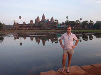 Камбоджа и Вьетнам на Новый год