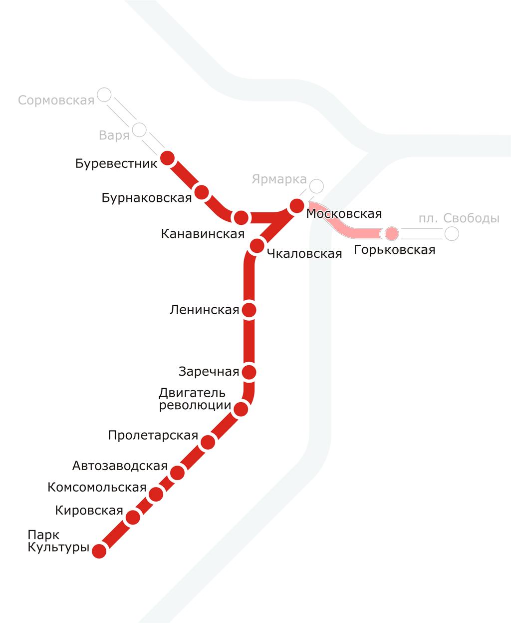 Схема движения трамваев нижний новгород фото 421