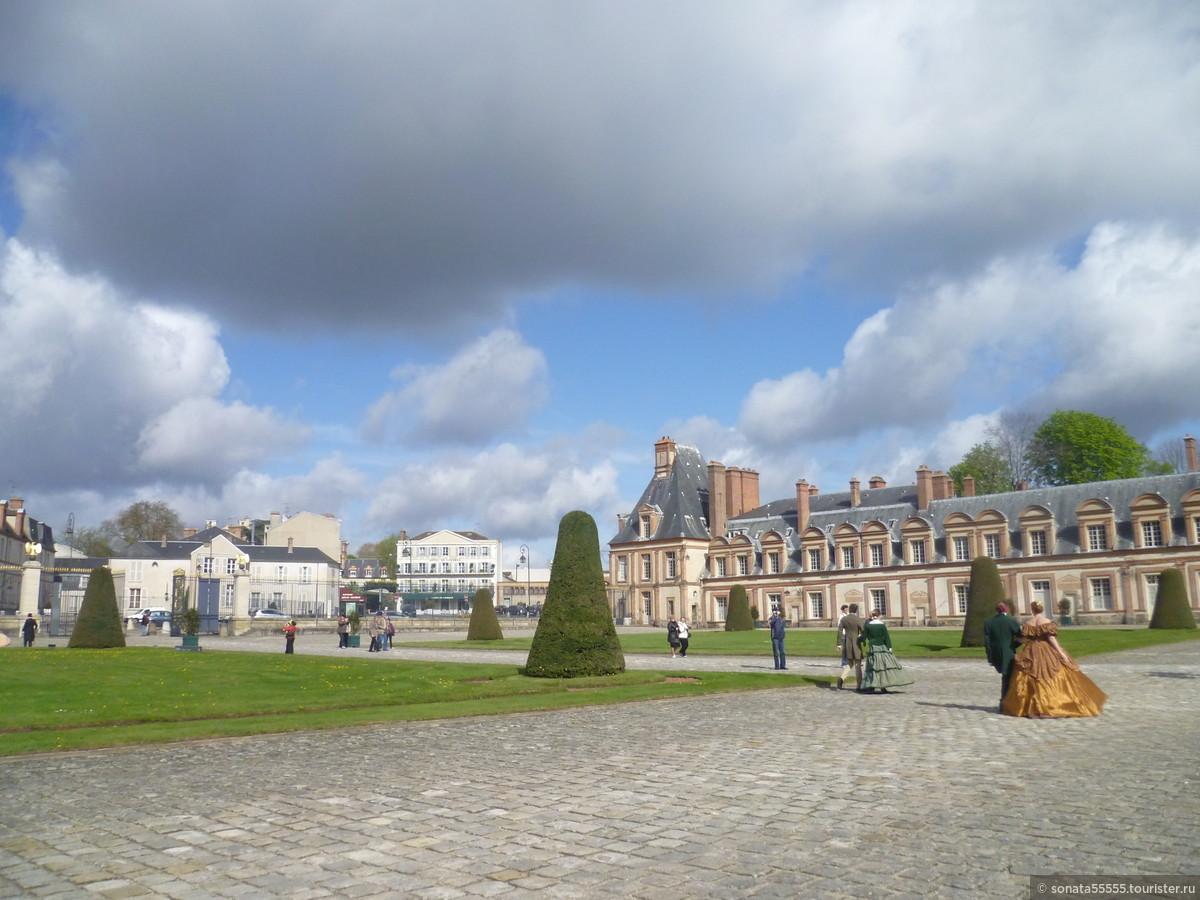 120 rt fontainebleau photos 120 Rt Fontainebleau - Copains d avant