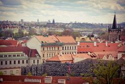 Чешский туризм терпит убытки от кризиса