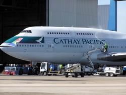 «Cathay Pacific» соединит Москву и Гонконг