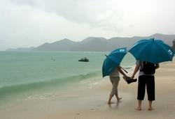 На тайских курортах ждут ливней и наводнений